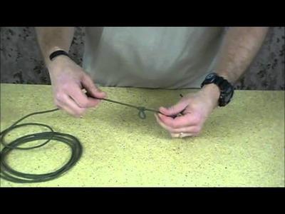 Knot of the Week - Artilleryman's Loop