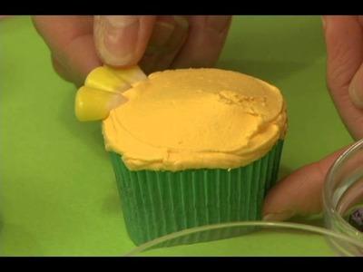 Make Spring Cupcakes with Karen Tack!