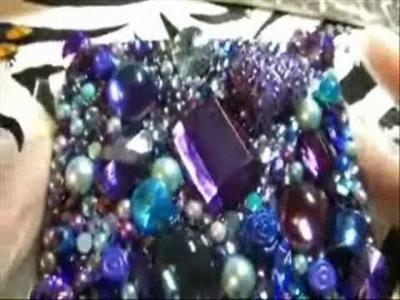 Swarovski Crystal Decoden Mirror Compact