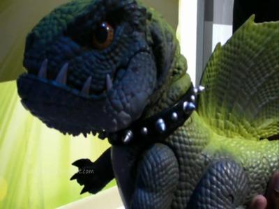 Toy Fair 2010: Mattel's Prehistoric Pets