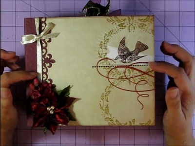 A 2012 Christmas Mini Album