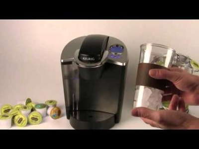 Brew Over Ice K-Cup: How To Make Iced Tea and Coffee with Keurig
