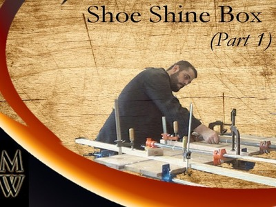 Build a Vintage Shoe Shine Box (Part 1) (MonkWerks)