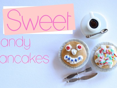Candy Pancakes - Polymer Clay Tutorial