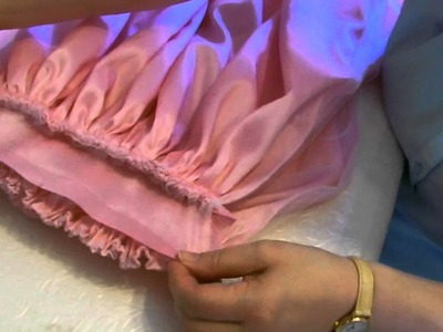 Christine Daae Masquerade Bustle Tutorial Part 1