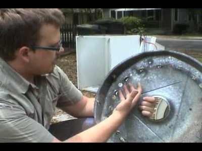 Extreme Upcycling Episode 1 Part 1 : Dryer