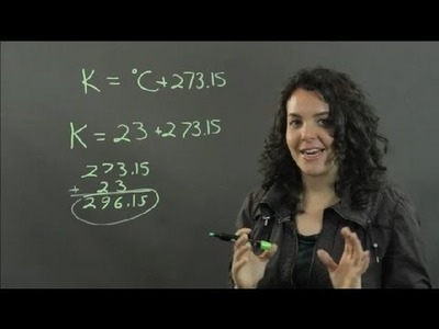 How to Go From Celsius to Kelvin With Uncertainties : Measurements & Other Math Calculations