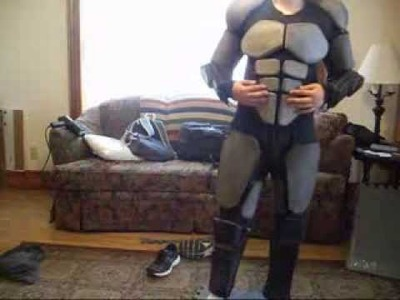 How to Make a Batman Costume