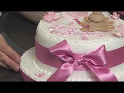 How To Make A Cake Bow