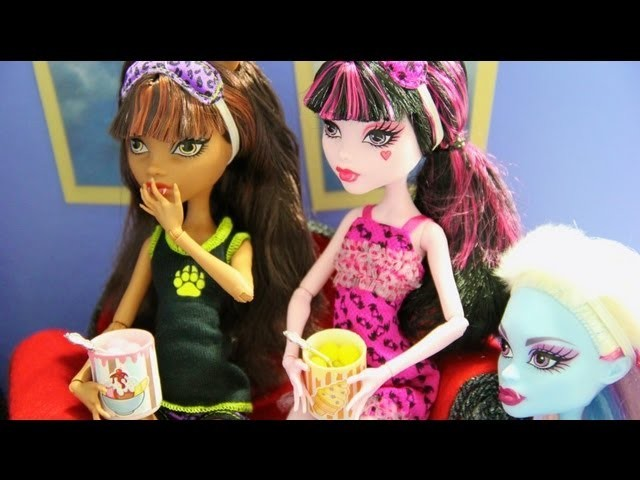 How to Make a Doll Tub of Ice Cream