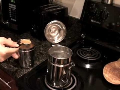 How to make Arabic coffee