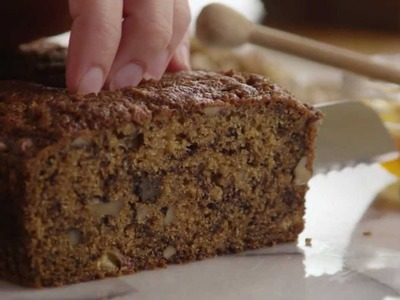 How to Make Extreme Banana Nut Bread