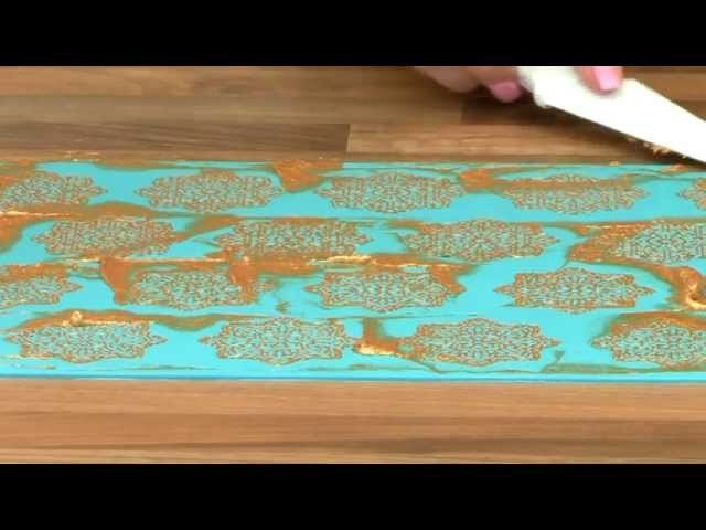 Learn How - Claire Bowman Cake Lace