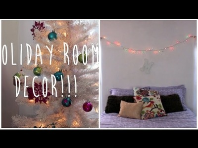 'Merey Christmas' Room Tour.Decorative Ideas!!!