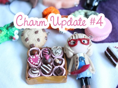 Polymer Clay Charm Update #4