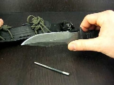 SOG SEAL Pup Knife Review & Demo-Urban Survival
