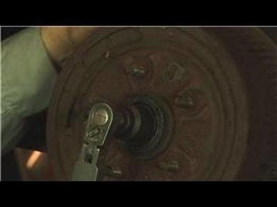 Auto Repair & Maintenance : How to Adjust Wheel Bearings