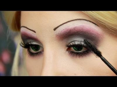 BRIDE OF CHUCKY Halloween Makeup Transformation Tutorial