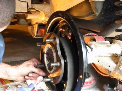 Changement roulement de roue arrière jimny ( partie 2 ), how to change rear wheel bearing jimny