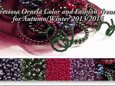 Color and Fashion Trends for Autumn. Winter 2013-2014