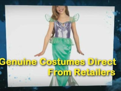 Disney's Little Mermaid Ariel Costume