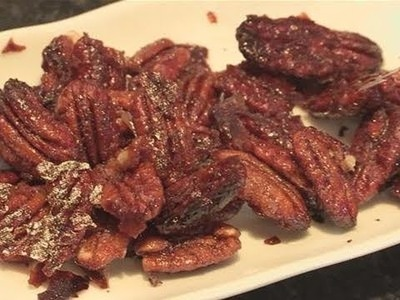 How To Make Candied Pecan Nuts
