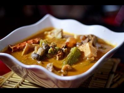 How to Make Ghanaian Light Soup