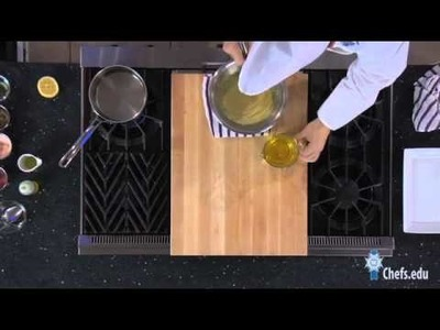 How to Make Hollandaise