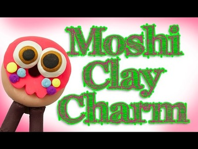 Moshi Monsters Clay Charm