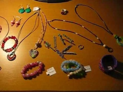 My Jewelry Creations