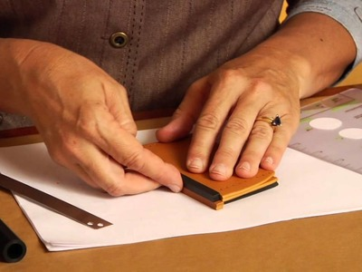 Sculpey Project: Checkerboard Cane