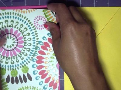 Super Simple Envelope Mini Album, Part 1