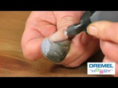 The Dremel® 300 Series - Shell decoration For Jewelry