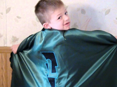 Unleash Your Super Powers With A Superhero Cape From PowerCapes - March 14 Daily T-shirt Video