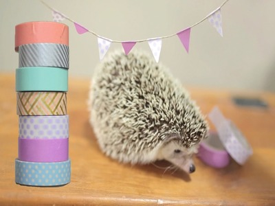 WASHI TAPE SONG | WASHI TAPE IDEAS