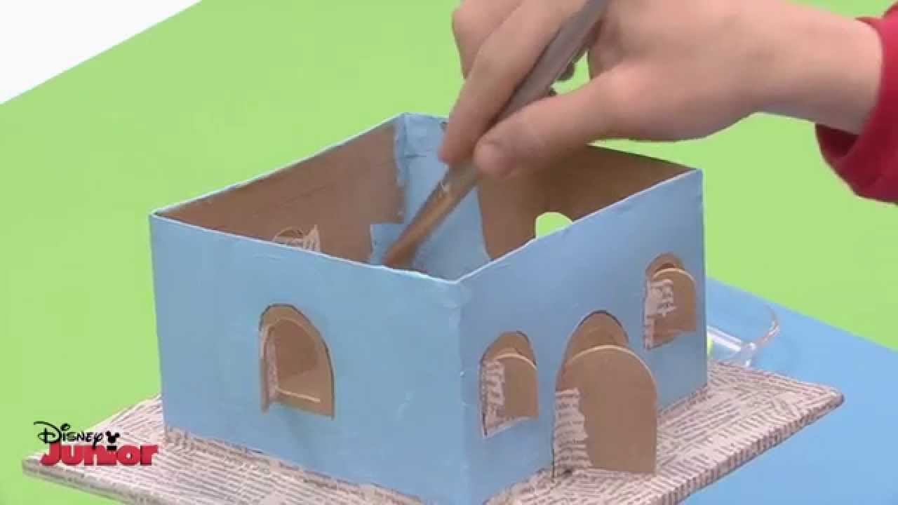 Art Attack - 'Treehouse' Make