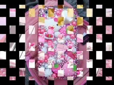 Beautiful Deco Iphone Cases (handmade phone cases)