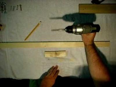 BUILD an Uncle Crow Cigar Box Guitar!!! - PART 02