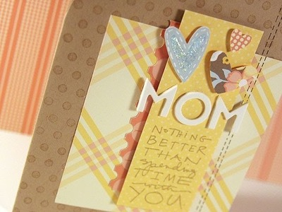 Finally Friday - Mother's Day Card