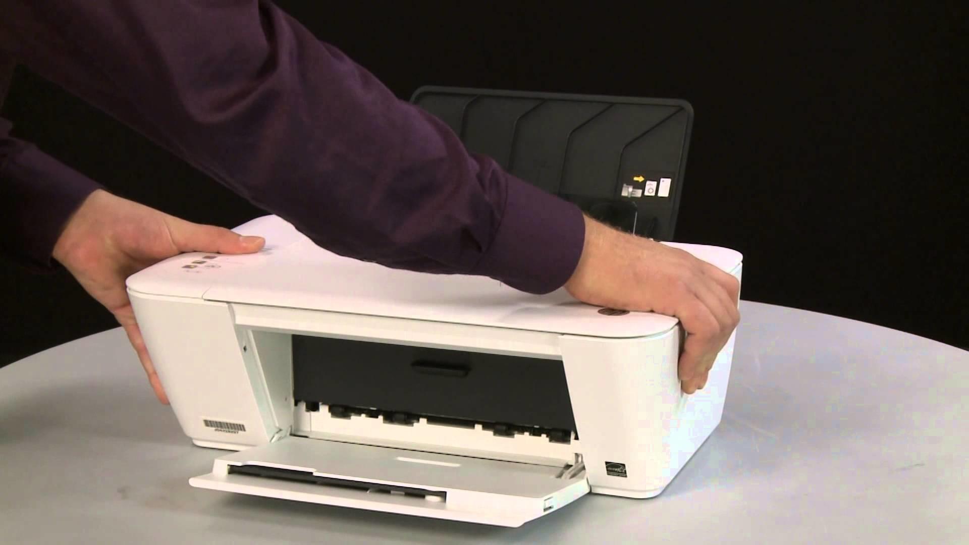 Почему не печатает принтер hp с компьютера 72