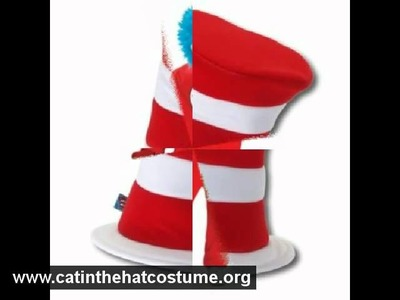 Halloween Costume Ideas: Cat in the hat Costume - Catinthehatcostume.org