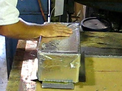 How to make an A.C Duct Box