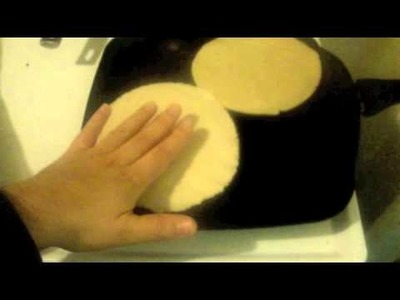 How to make fresh tortillas