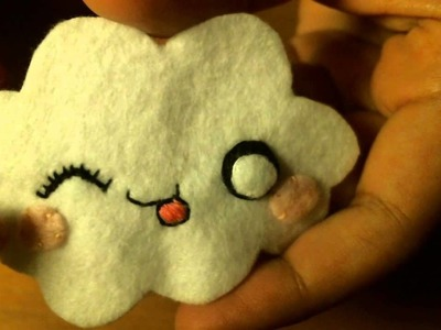 How To  Sew A Kawaii Cloud Angel Plushie Tutorial