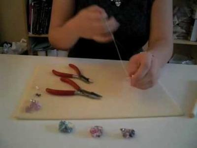 Jewellery Making Tutorial - Ring Making