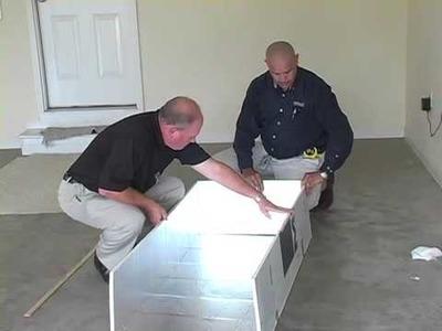 Make an Attic Stairway Box