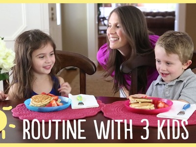 MEG | Tips for Scheduling 3 Kids