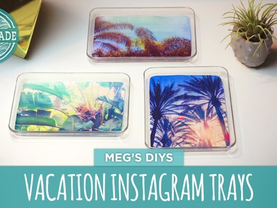 Organize It: Instagram Trays - HGTV Handmade