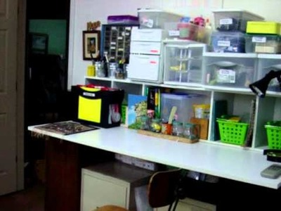 Sewing Room Makeover - Video 2 of 2