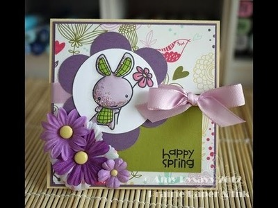 Spring & Easter Card Series - Card #6